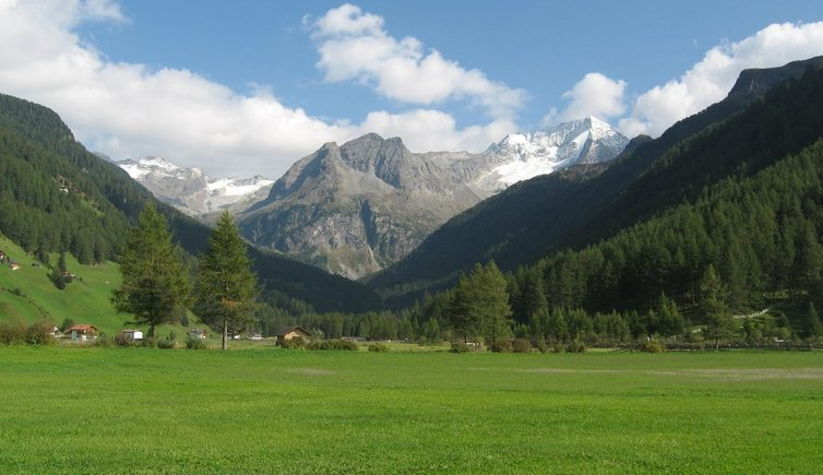Valle di Tures - Valle Aurina, Foto: BS, © Peer