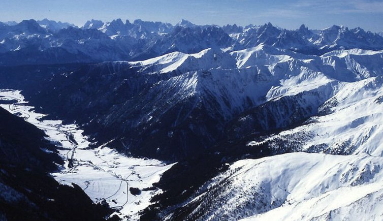 Ausservillgraten, Foto: © TVB Osttirol