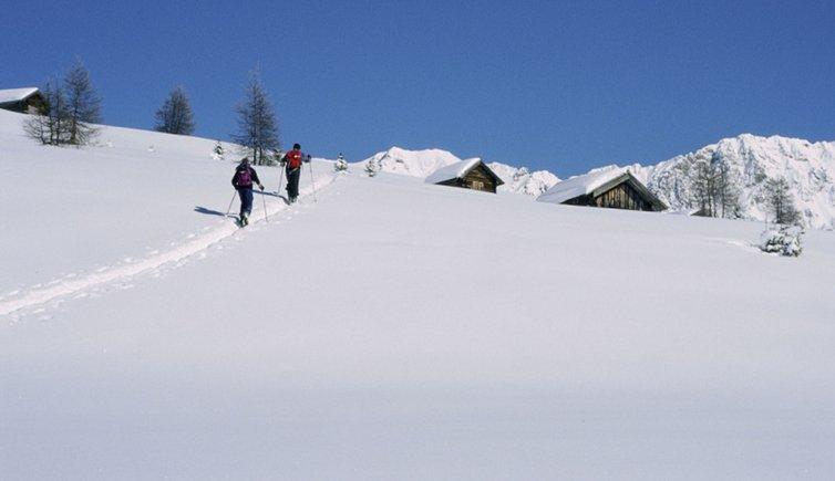Untertilliach, Foto: © TVB Osttirol